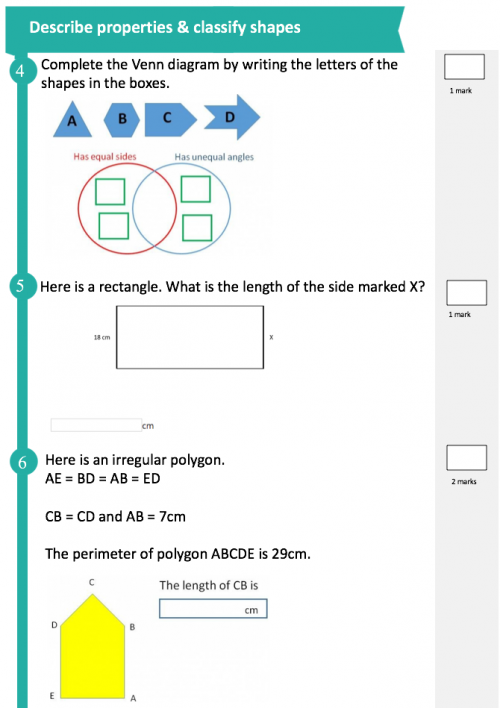 SATs Companion Maths