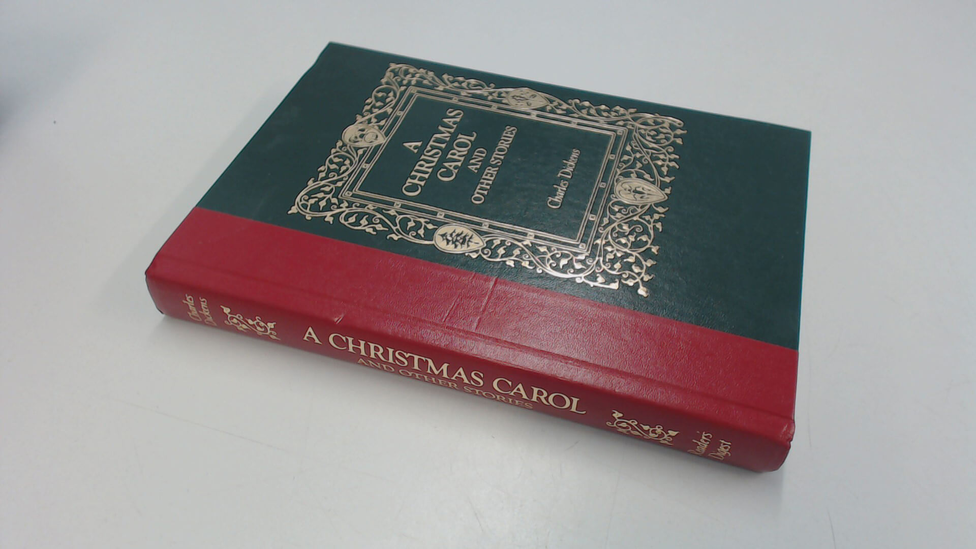 Christmas Carol and other stories Charles Dickens