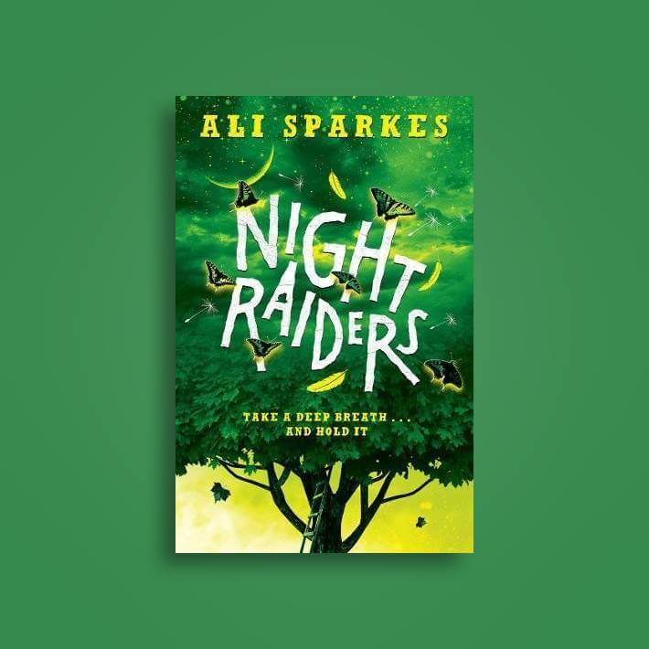 Ali Sparkes Night Raiders